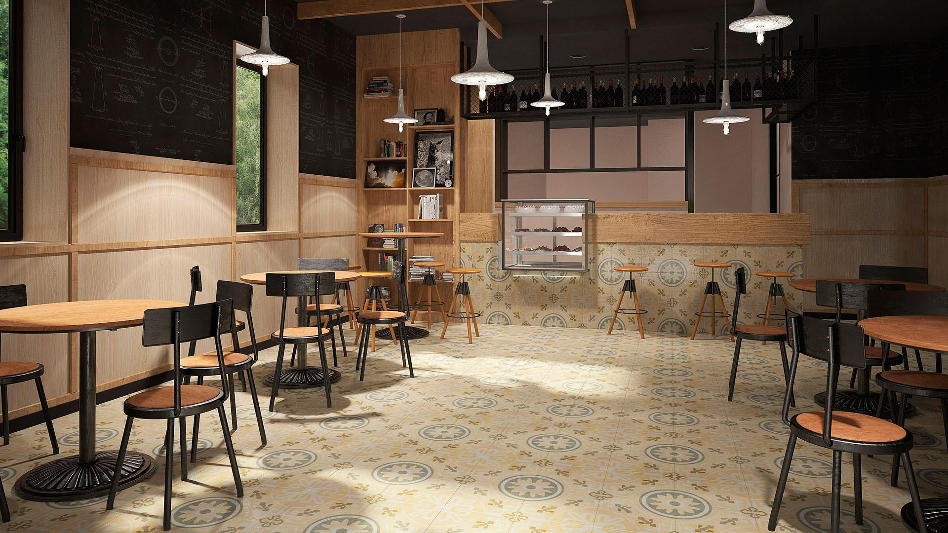 Строительство ресторанов и кафе