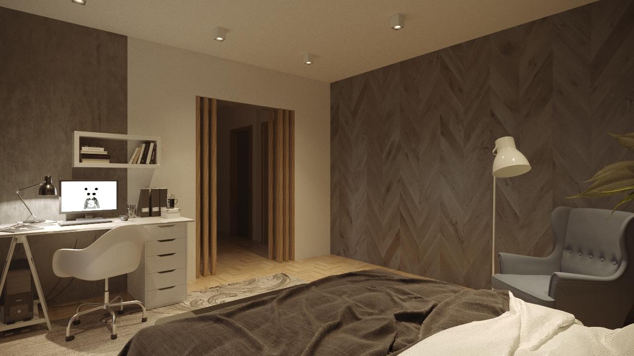 Спальня 5 вид