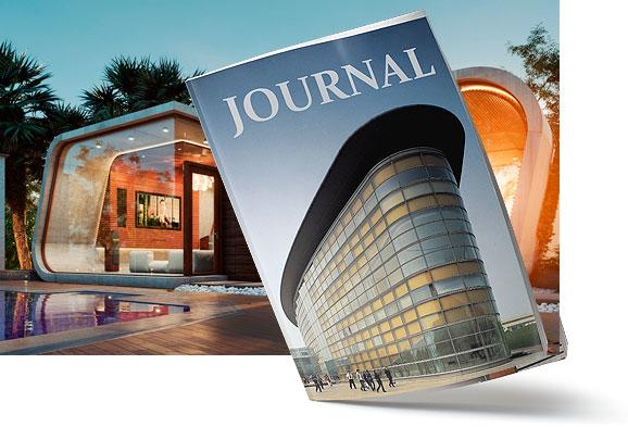 Обложка журнала Journal.