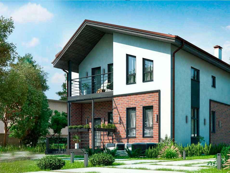 Быстровозводимые дома под ключ - цены и фото