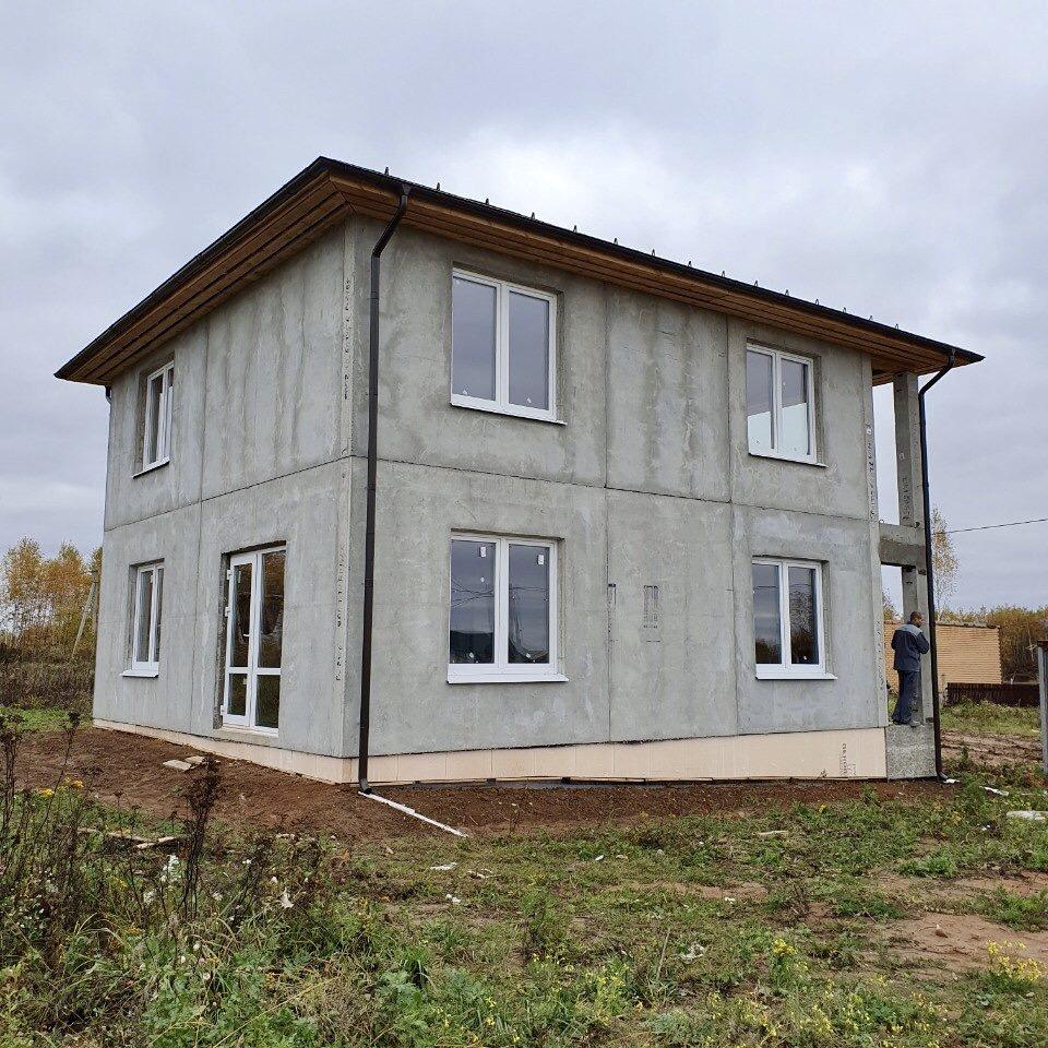 Дом по проекту БП-145 - готов!