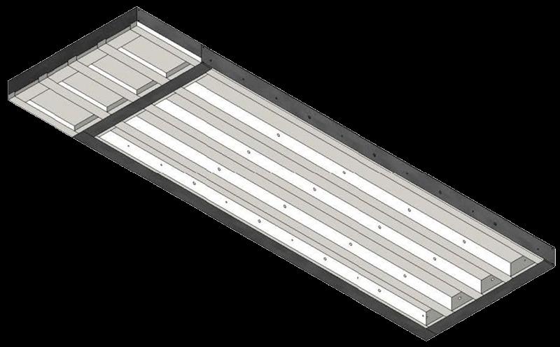 Плиты перекрытия лоджий и балконов