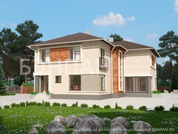Дом на 3 семьи с отдельными входами по etyt от 5 377 820 руб