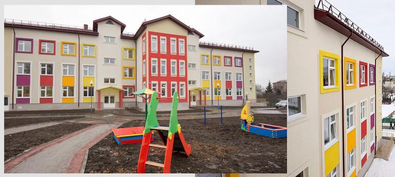 Проект детского сада БЭНПАН МС-120-З