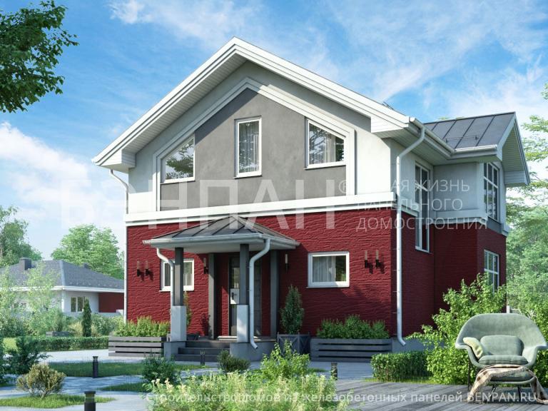 Проект дома БП-112
