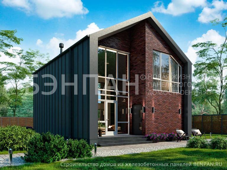 Проект дома БП-137
