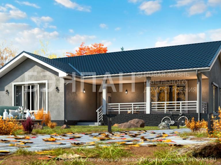 Проект дома БП-142