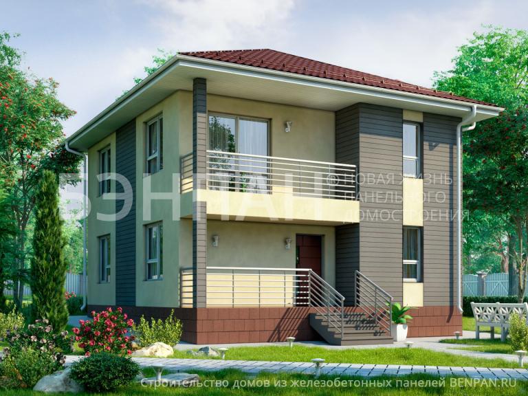 Проект дома БП-145