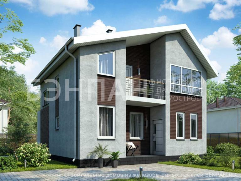 Проект дома БП-150