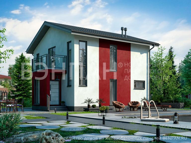 Проект дома БП-153