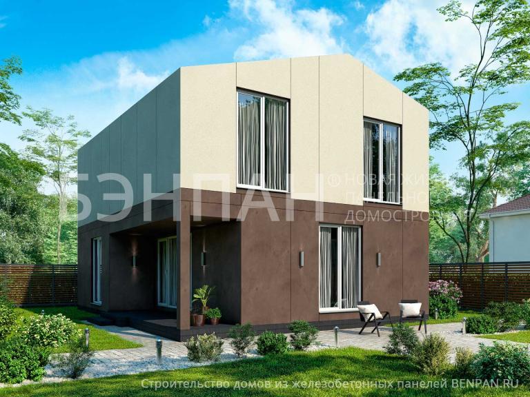 Проект дома БП-159