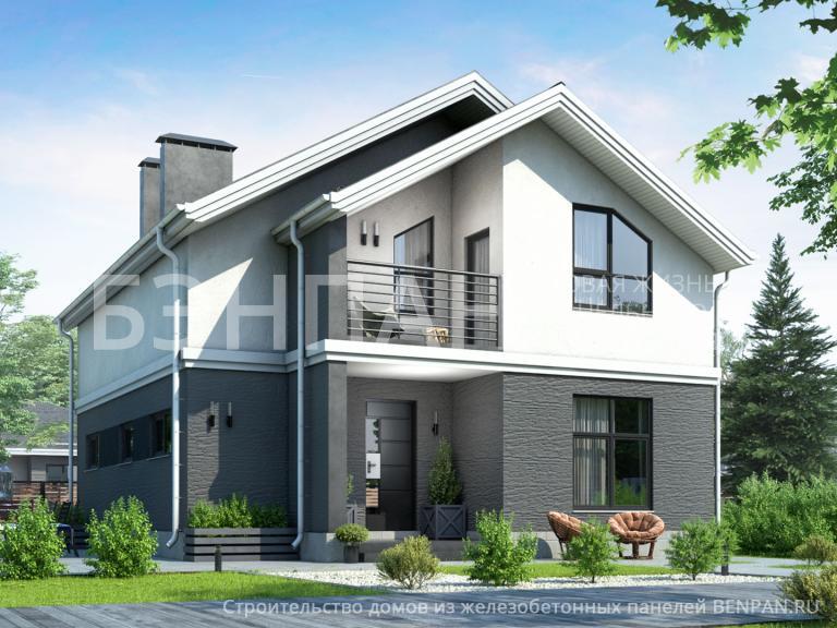 Проект дома БП-183
