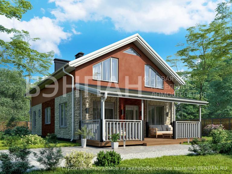 Проект дома БП-215