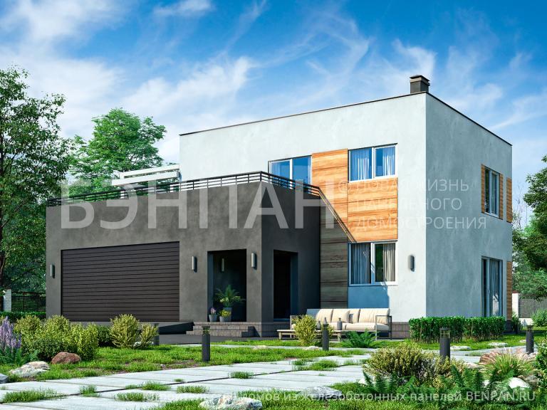 Проект дома БП-222