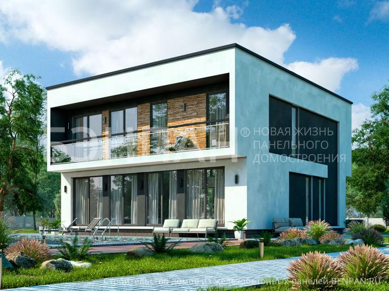 Проект дома БП-224