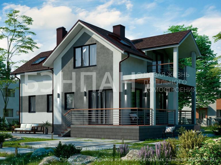 Проект дома БП-228