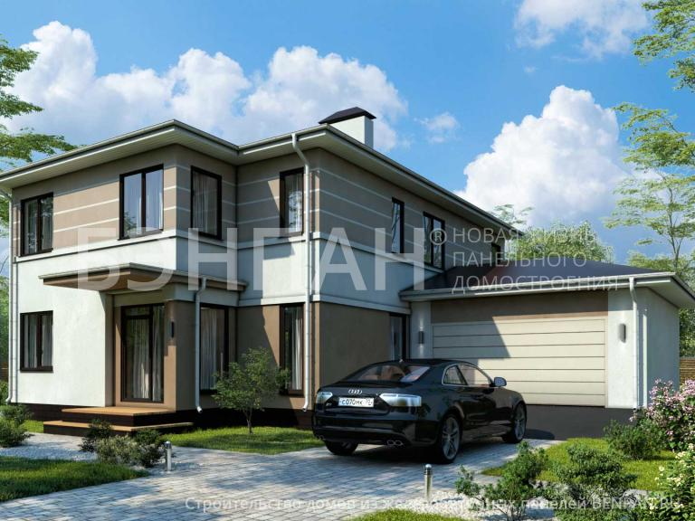 Проект дома БП-265
