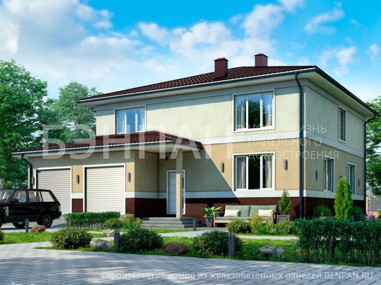 Проект дома БП-271