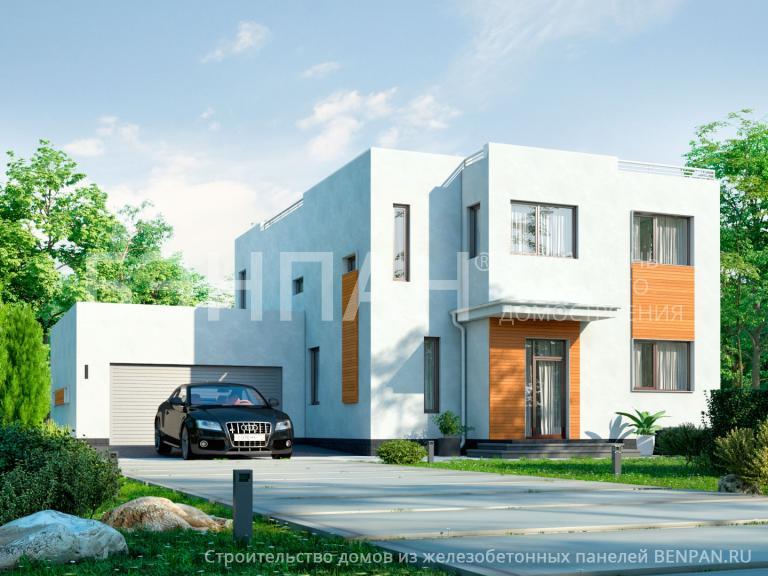 Проект дома БП-289