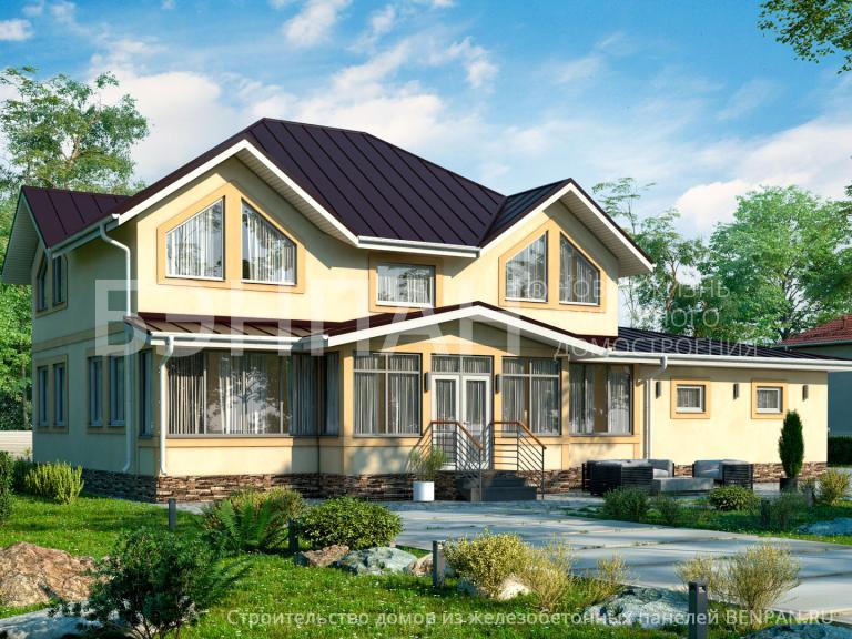 Проект дома БП-313