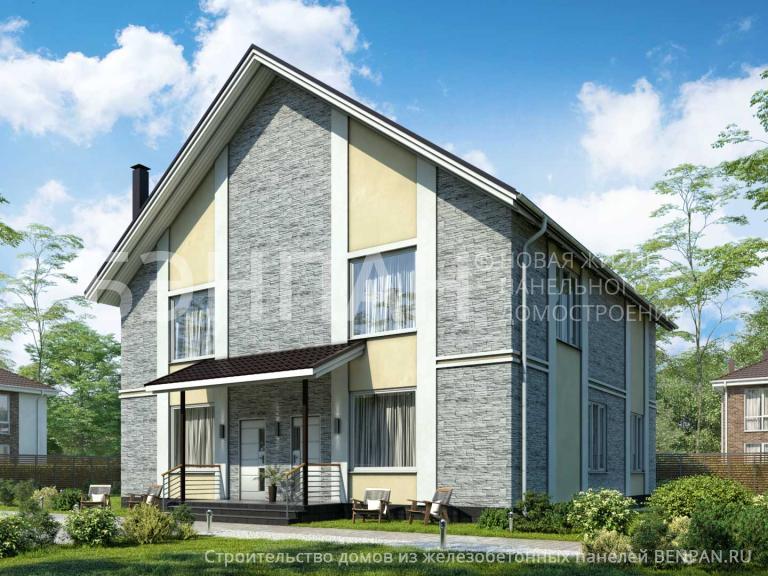 Проект дома БП-320