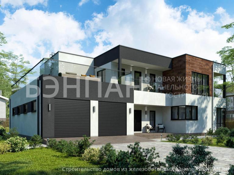 Проект дома БП-463