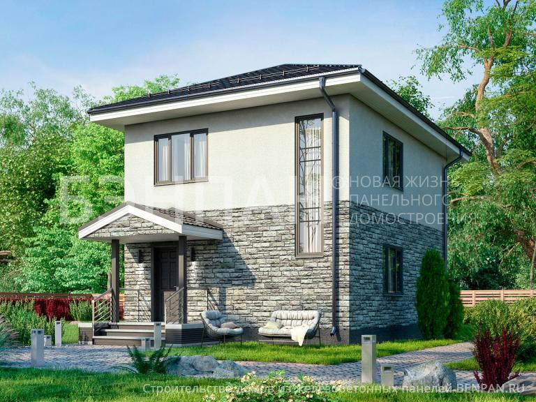 Проект дома МС-106