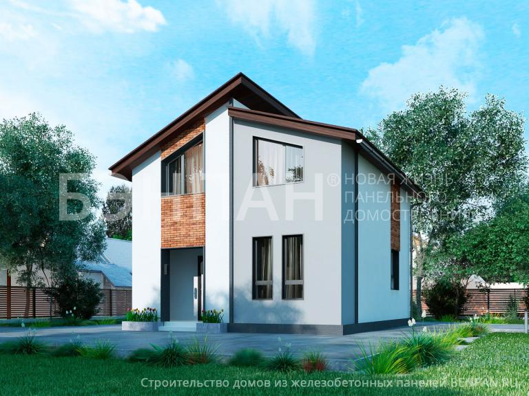 Проект дома МС-113