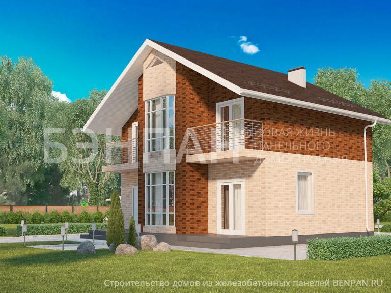 Проект дома МС-164/К