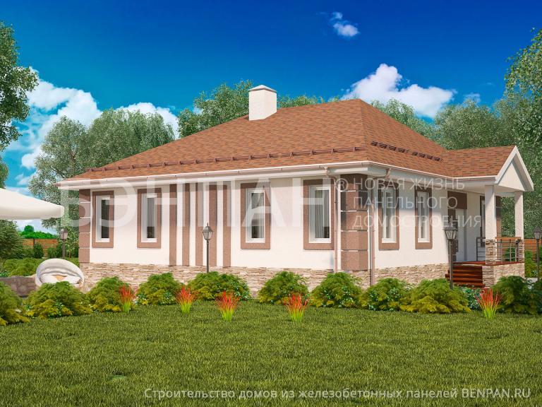 Проект дома МС-173
