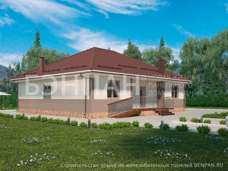 Проект дома МС-178