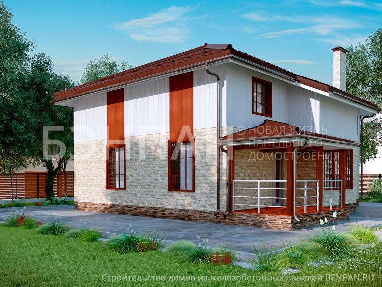 Проект дома МС-179