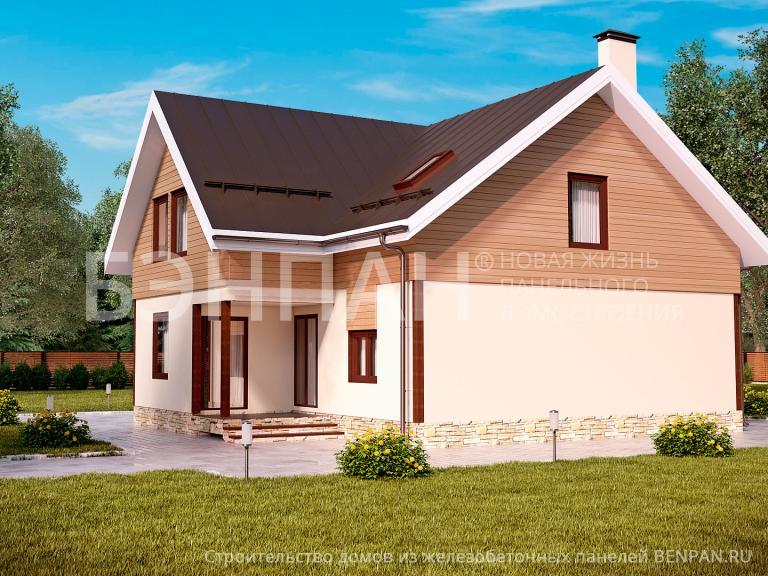 Проект дома МС-180