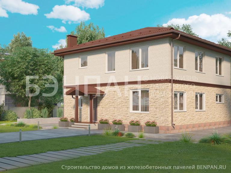 Проект дома МС-188