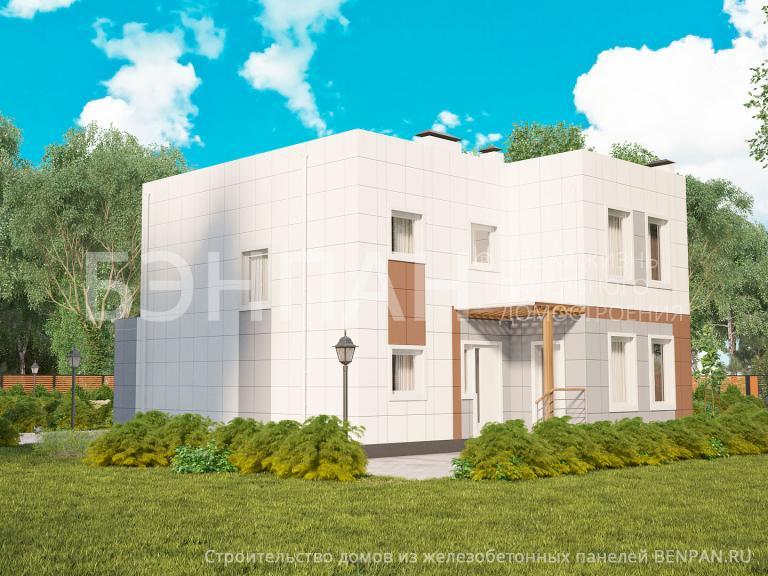 Проект дома МС-198
