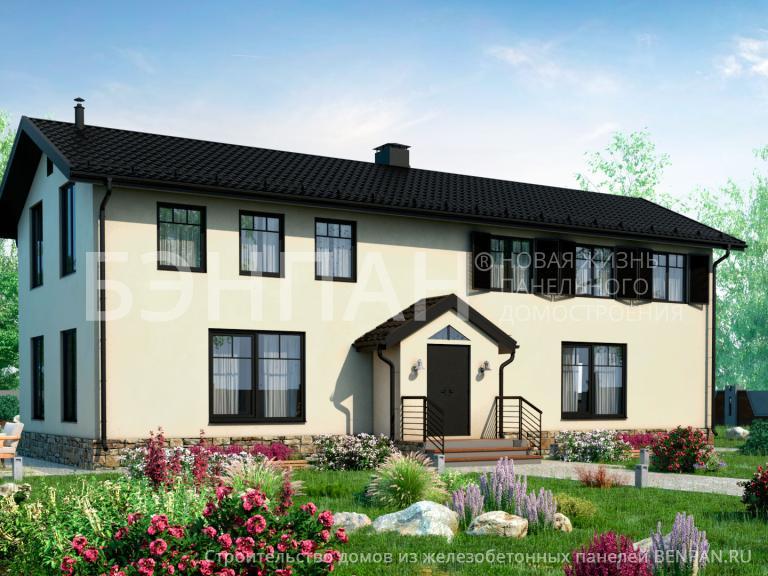 Проект дома МС-200