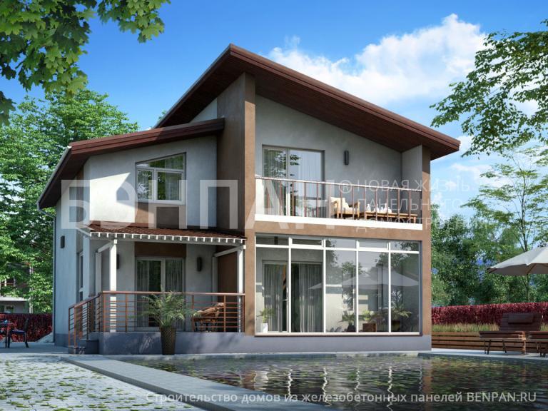 Проект дома МС-202/2