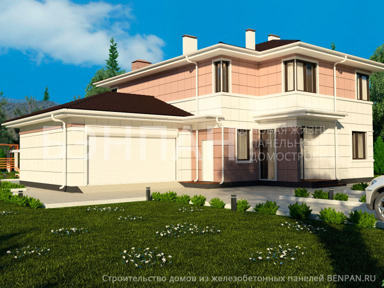 Проект дома МС-239
