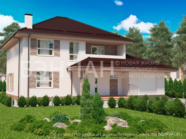 Проект дома МС-240