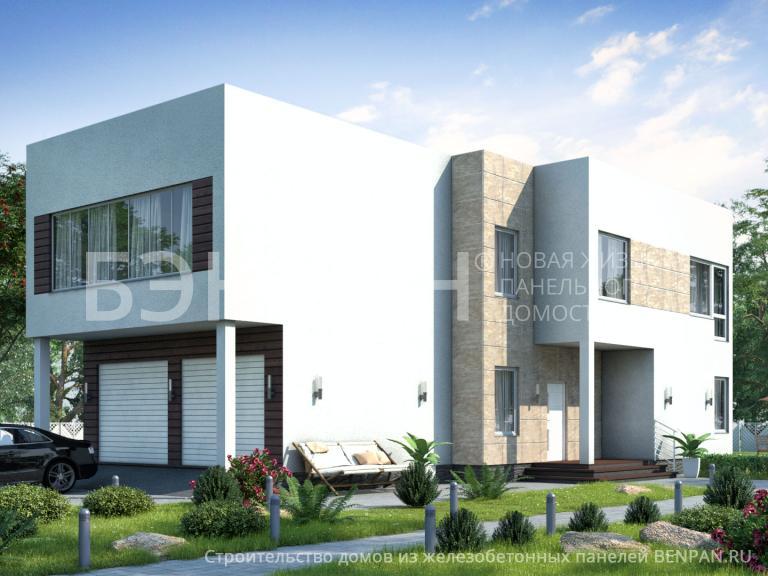 Проект дома МС-263