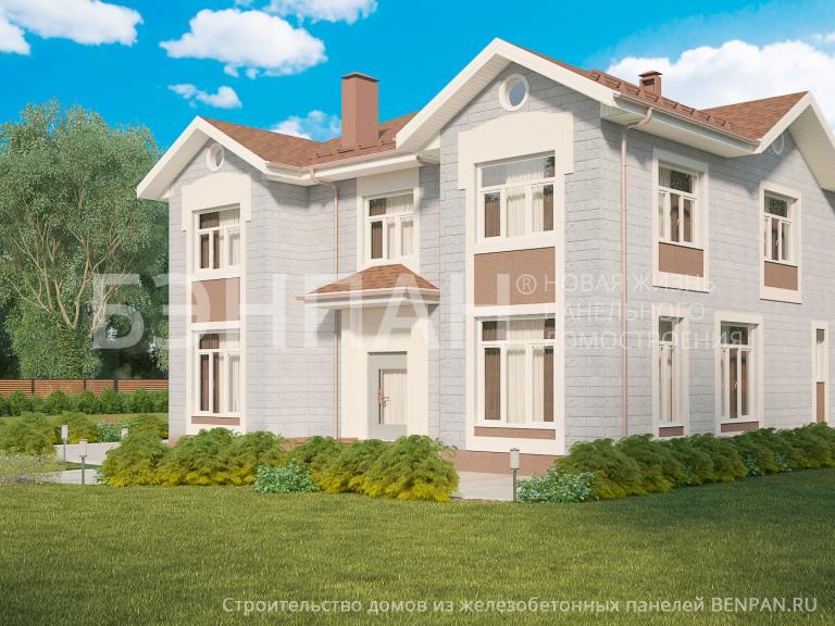 Проект дома МС-270
