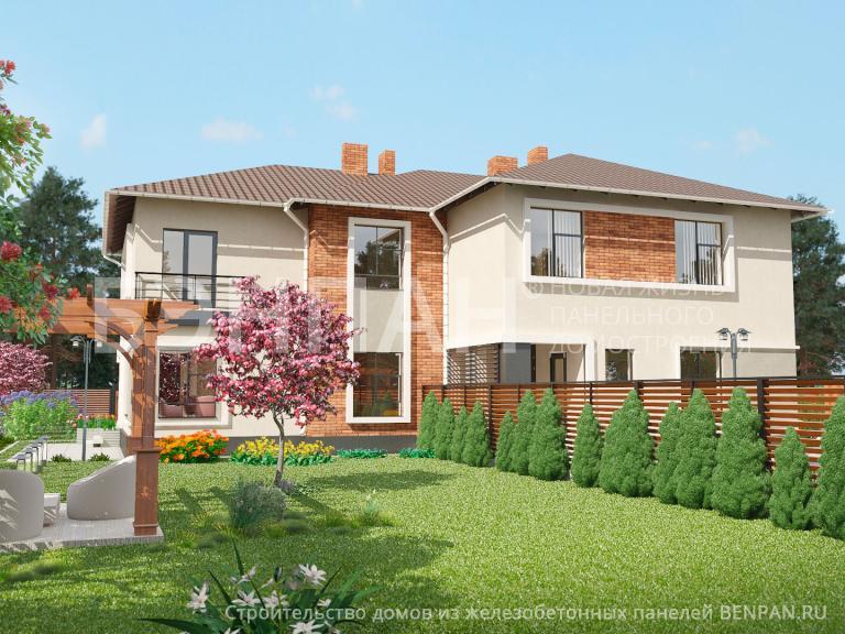 Проект дома МС-472