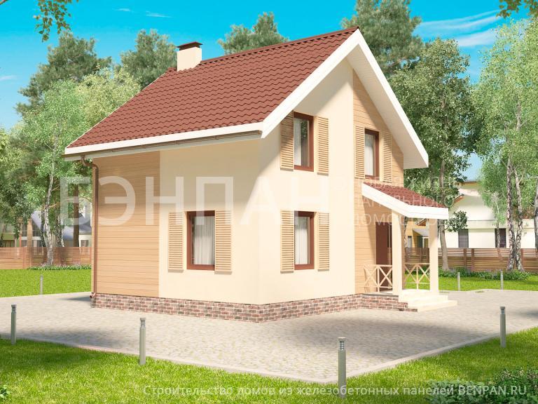 Проект дома МС-89