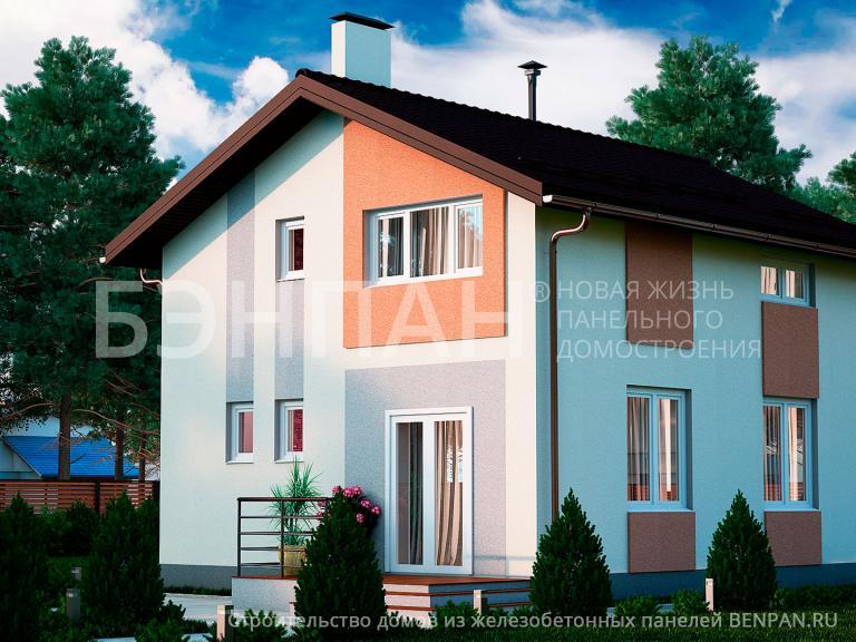 Проект дома МС-97