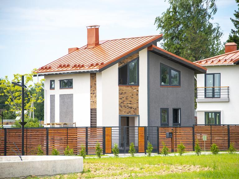 Дом МС-113 БЭНПАН в поселке «Берег Песочной»