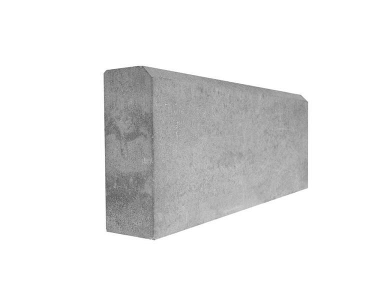 Бордюрный камень садовый