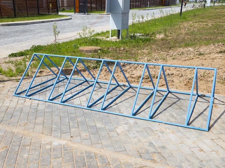 Велостоянка